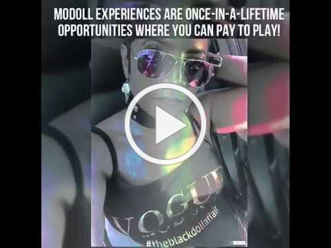 Black Doll Affair Modoll Experiences