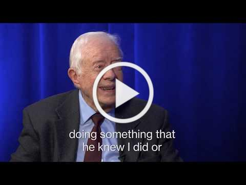 A Conversation: Jonathan Reckford and Jimmy Carter