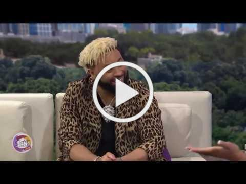 Sister Circle | Viral Sensation Elijah Connor on Confidence, Music & More | TVONE