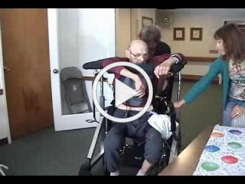 Veteran Walking Again after TBI, stroke and fractures, a great story