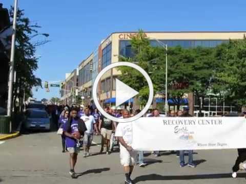 Passaic County Recovery Walk 9-7-19
