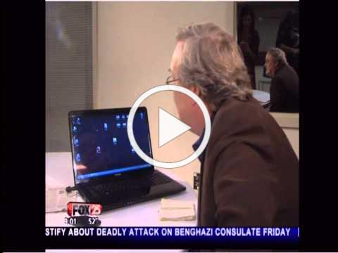 Scamming the Tech Support Scammers, Dave Moore on Fox 25 News Oklahoma City