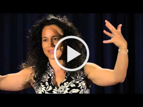 Beyond the Cliff | Laura van Dernoot Lipsky | TEDxWashingtonCorrectionsCenterforWomen