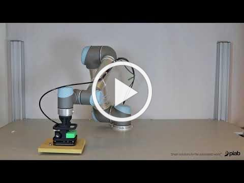 KCS - Probably the most lightweight, powerful and versatile Cobot vacuum gripper - Piab