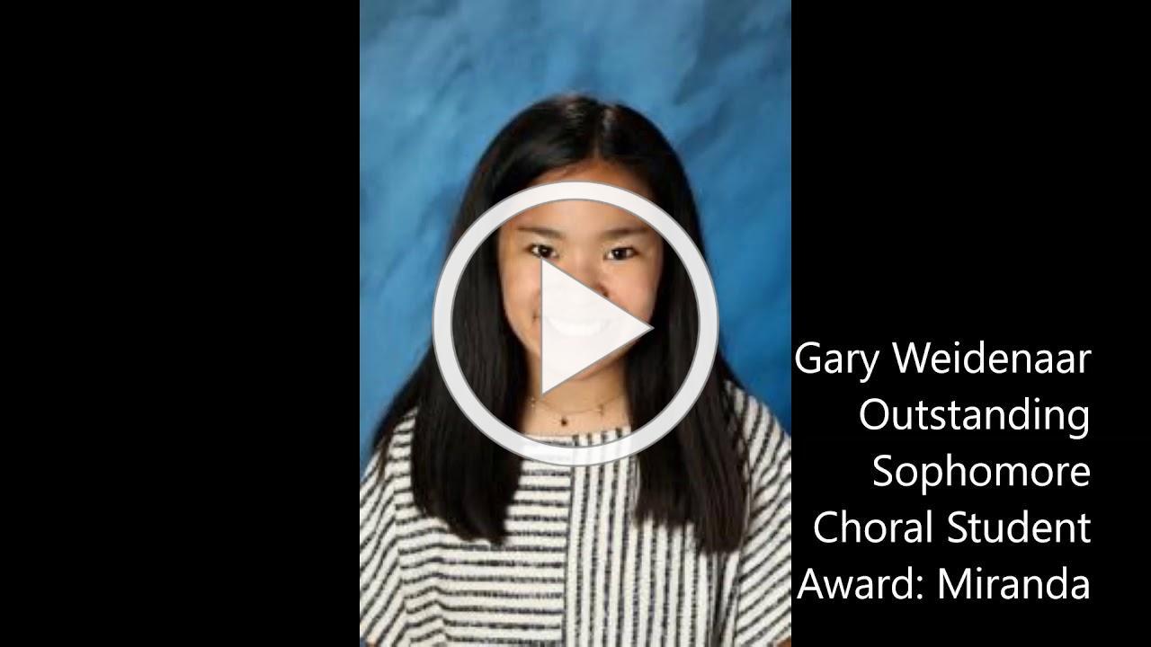 LC 2020 Choir Awards
