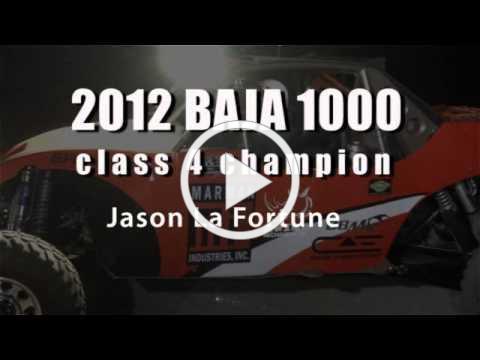 CBM Motorsports 2.4 Ecotec LaFortune Baja 1000 Class 4 Winner