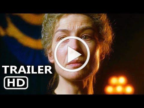RADIOACTIVE Official Trailer (2019) Rosamund Pike, Anya Taylor-Joy Movie HD