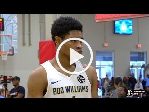 Cam Thomas Looked Like One of the Toughest Matchups in the Country in the Boo Williams W!