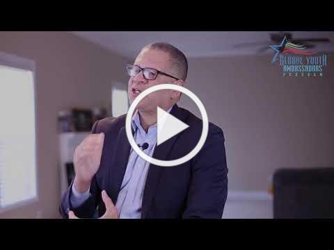 Global Youth Ambassadors Program Intro Video by Dr. John Eaves, Executive Director and Founder