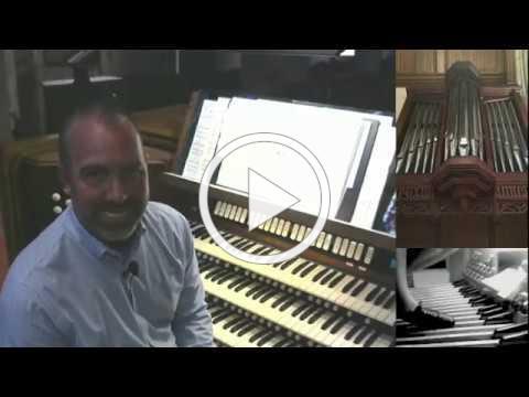 June 24, 2020: Wednesday Online Recital Series featuring Scott Lamlein, organ