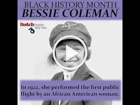 Black History Month: Bessie Coleman