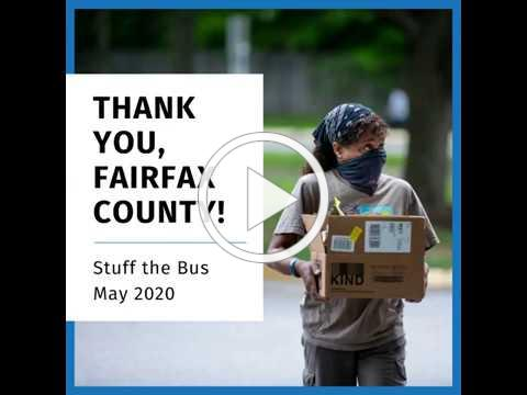 Stuff the Bus - May 2020
