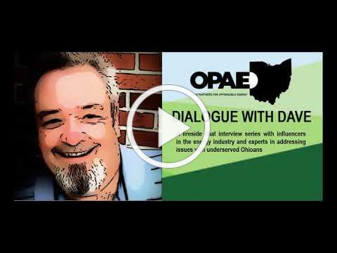 OPAE's Dialogue with Dave - Episode 1