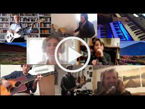 What A Wonderful World - Recorded remotely during COVID-19 lockdown