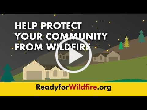CAL FIRE - 2020 Defensible Space PSA