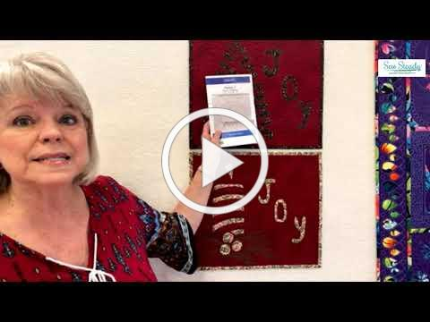 Join Ann Moore in her Christmas in the Summer Projects