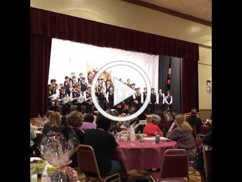 Feast of Sts. Vartanantz Recital - Hovnanian School, NJ
