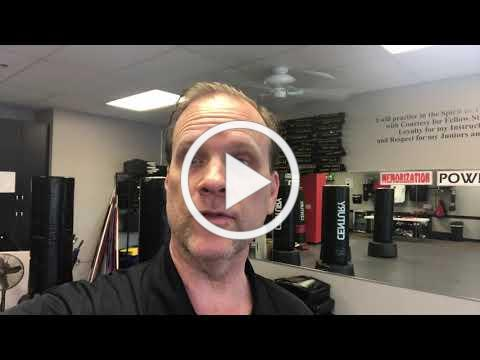Lakeville Chamber Zoom workout