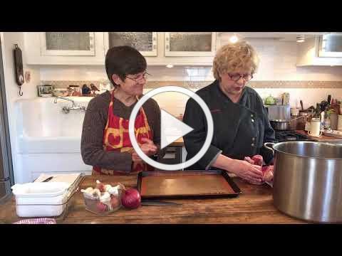 DonnaLonna Kitchen Live- Virtual Annual Conference 2021