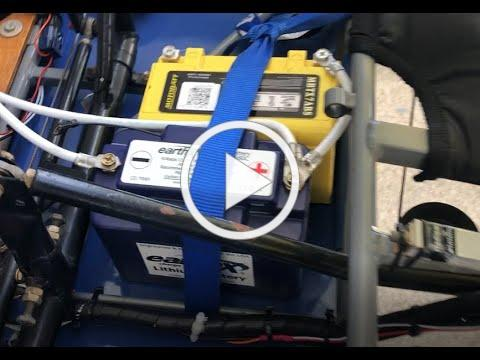 LITHIUM OR LEAD ACID BATTERIES FOR YOUR AIRPLANE
