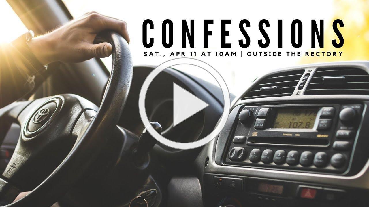 An Invitation to Confession | Fr.Ben & Fr. Michael