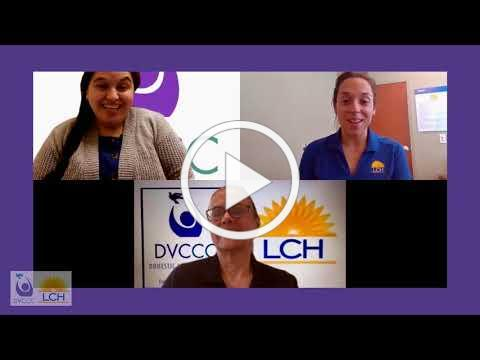 Meet the Team LCH and DVCCC ENG