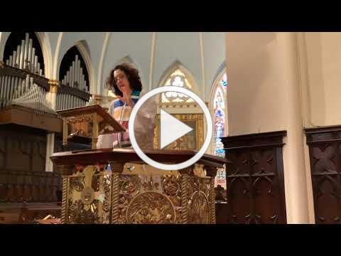 Sermon: Sunday, February 7, 2021