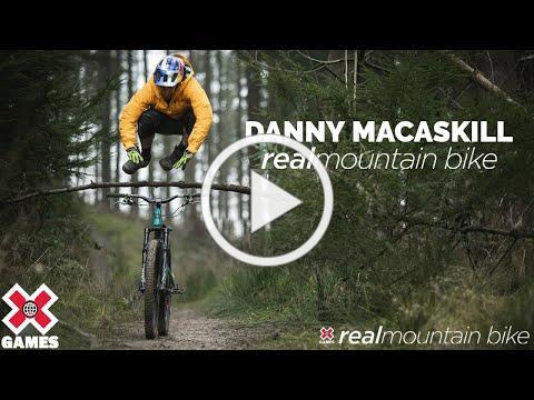 Danny MacAskill: REAL MTB 2021   World of X Games