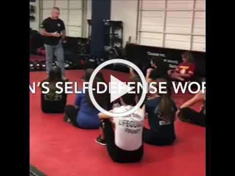Riddle Defense - Women's Self Defense Seminar