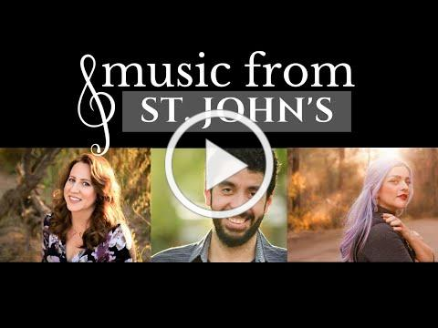 Music from St. John's | Therese Macali, Shea Perry, & Gabriel Longuinhos