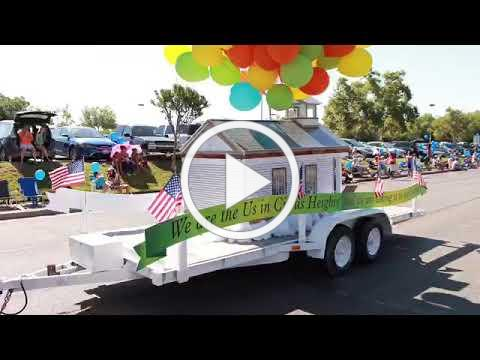 Red, White & Blue Parade June 23, 2018