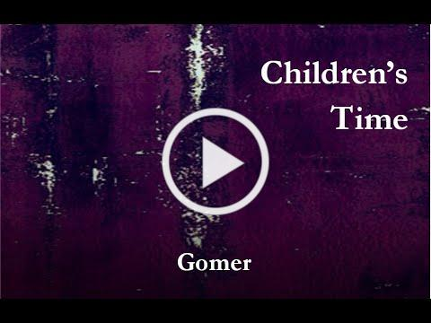 Bad Girls of the Bible Children's Time   Gomer
