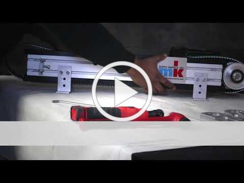 ZRF P 2040 Conveyor Belt Change