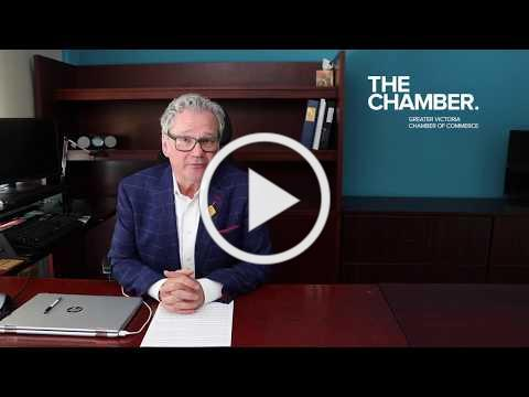 Bruce Williams CEO of the The Chamber | Message to Members