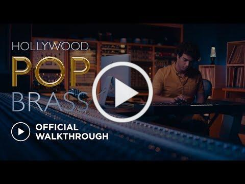 EastWest Hollywood Pop Brass Walkthrough