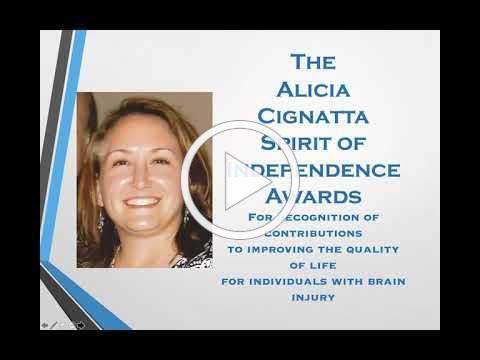 2020 Alicia Cignatta Awards