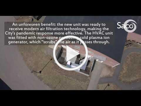 Saco Energy Committee / Community Center Efficiencies