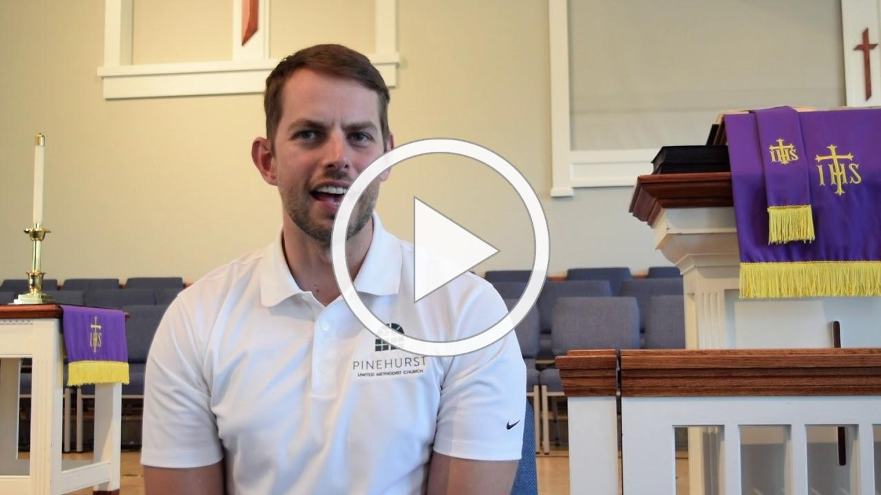 Pastor David teaches about fasting
