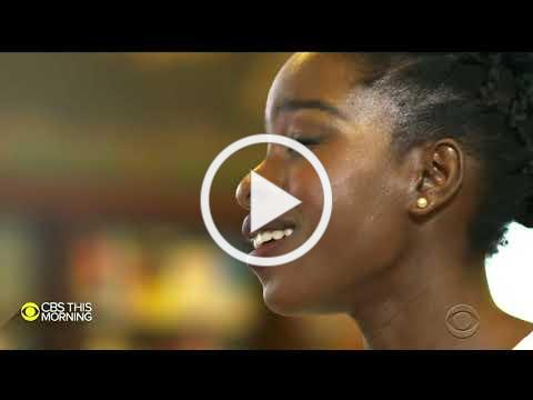 The Miracle of Morning by Youth Poet Laureate Amanda Gorman / CBS