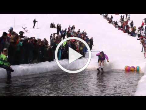 Tamarack Pond Skimming Highlights
