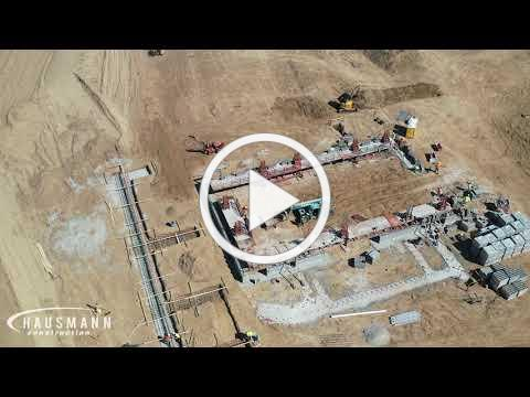 Ft. Crook Elementary Construction April 2020