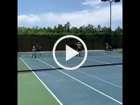 Post-Quarantine Tennis!