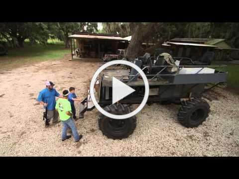 The Ford Outfitters: Sportsmen's Foundation