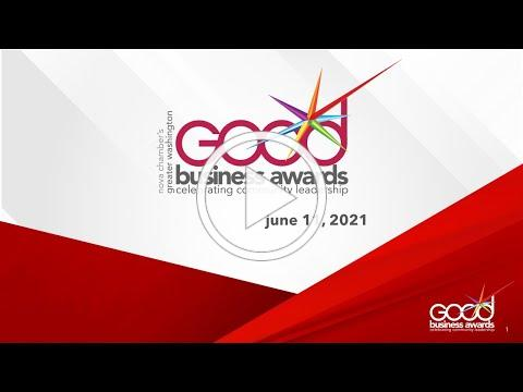2021 Greater Washington Good Business Awards