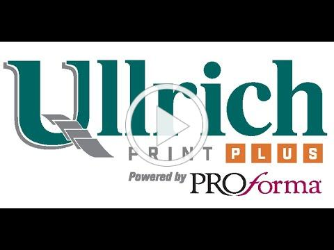 Ullrich Printing Ribbon Cutting