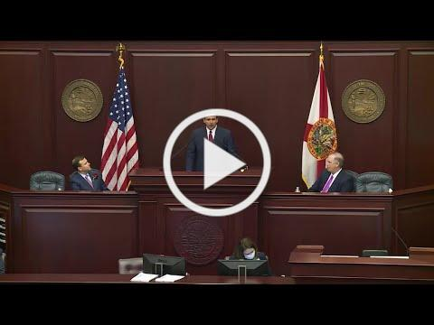 Governor Ron DeSantis delivers State of the State address
