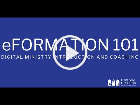 eFormation 101 introduction