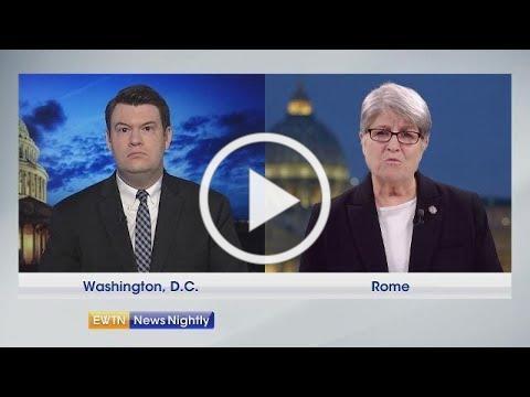 Ann Scholz_ SSND - EWTN News