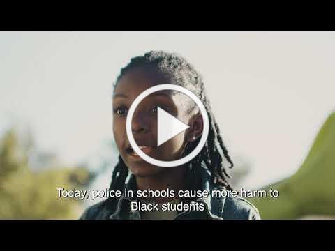 Police Don't Belong in Schools