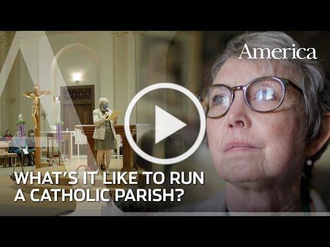 Meet the woman who runs her Catholic parish